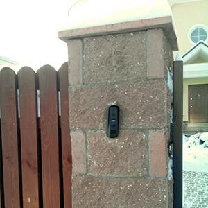 Установка домофона для дома в Мытищах